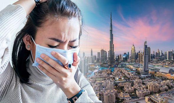 Dubai coronavirus: FCO warning for UAE holidays in latest travel ...