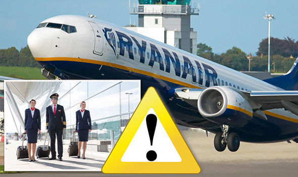 Ryanair flights Crew are threatening to strike as they issue Michael OLeary with demands