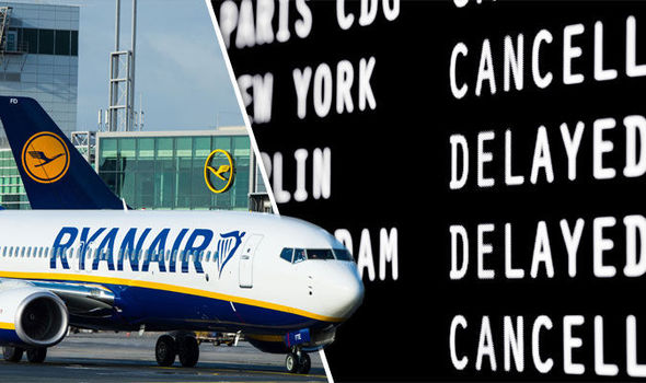 Ryanair cancels 82 flights due to strike action by French air traffic control  Travel News