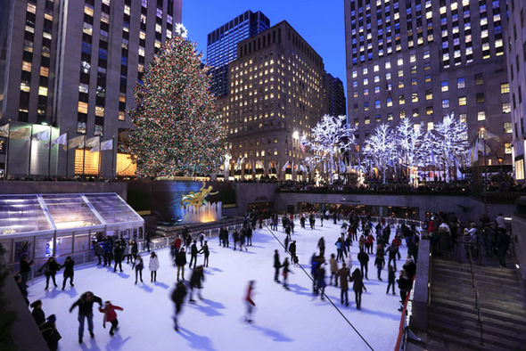 Book last minute Christmas trips to New York or Dubai for