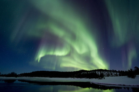 Can You See Northern Lights October
