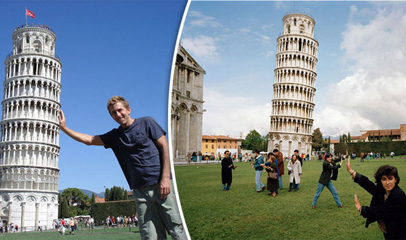 Tourist attractions Expectations vs reality revealed in viral photos  Travel News  Travel