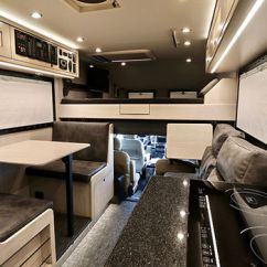 Bosch Kitchen Appliances Faucet Adapter This £1m Luxury Camper Van Is On Everyone's Christmas List ...