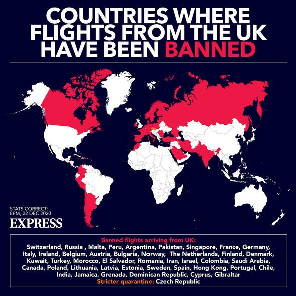 These are the core obsessions that drive our newsroom—defining topics of seismic importance to the global economy. Which countries are banned from entering the UK? | Travel ...