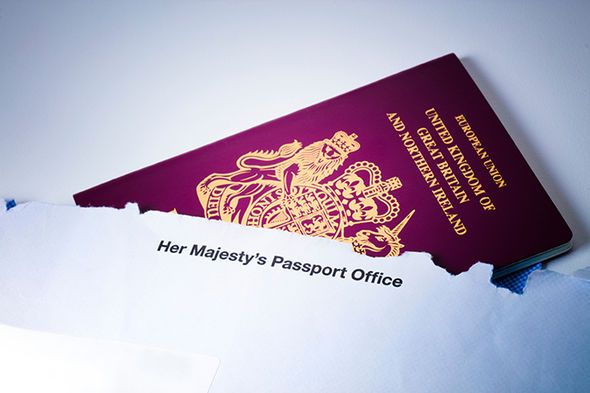 Fake passport signs to show if a travel document isnt real  Travel News  Travel  Expresscouk