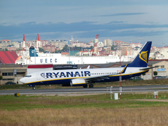Ryanair strike Airline AGREES to recognise pilot unions to prevent cancelled flights  Travel
