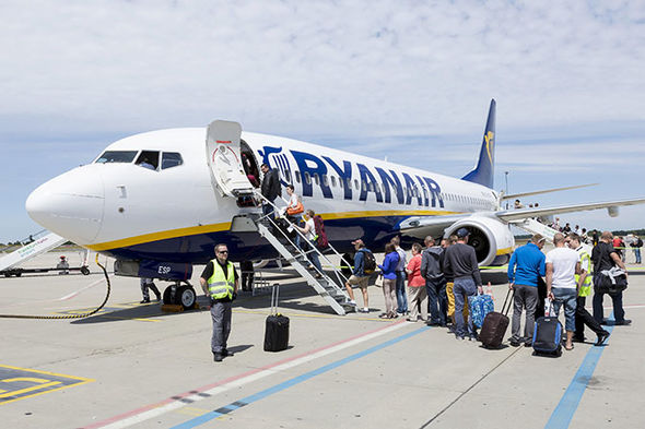 Ryanair strike Pilots in Germany announce strikes on Friday  cancelled flights list  Travel