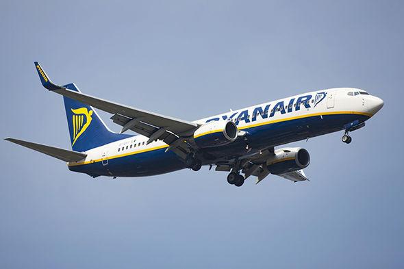 Ryanair flights Pilots in Ireland to strike next week at peak holiday season  Travel News