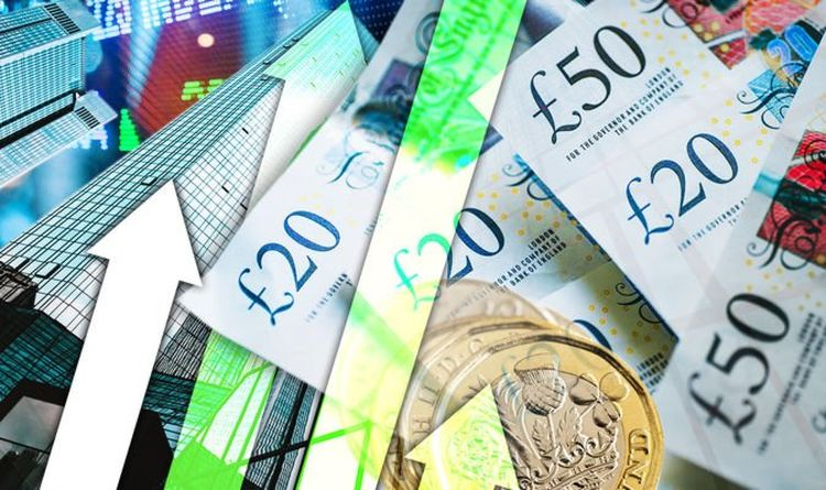 Pound to euro exchange: Sterling-euro has 'finally broken out of its recent slumber'