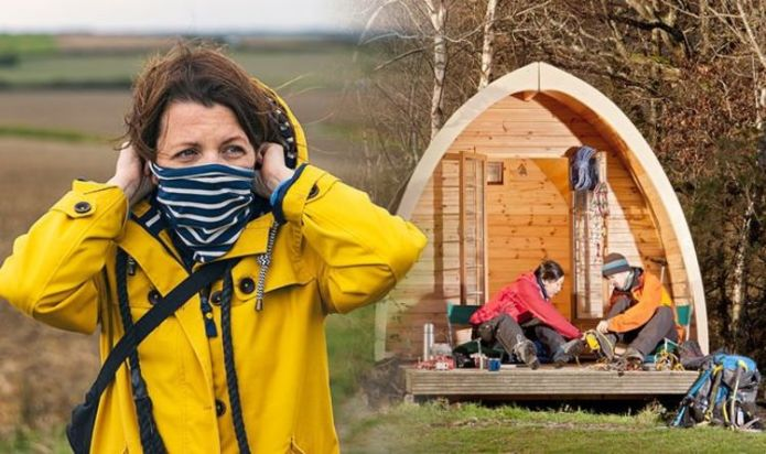 Camping holidays: First-time campers urged to take 'bandana' for 'one hundred' things