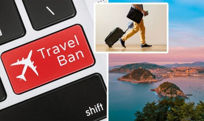 Spain extends ban on British travellers once again - latest FCDO travel advice