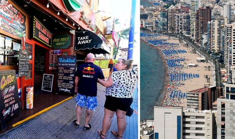 Benidorm: Express readers divided over appeal of Spanish resort - 'lovely' or 'awful'?