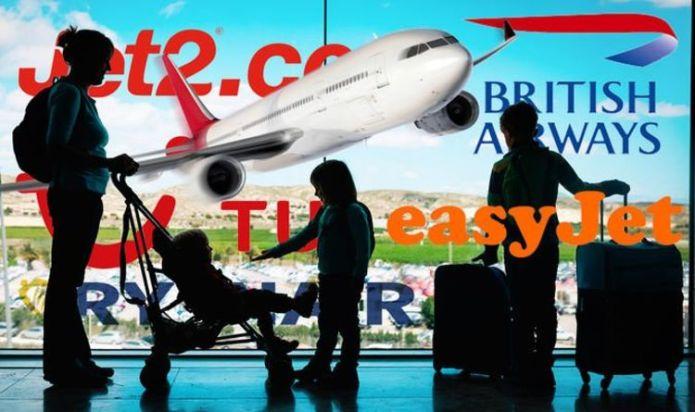 Jet2, TUI, easyJet, Ryanair & BA updates as experts warn summer holidays 'unlikely'