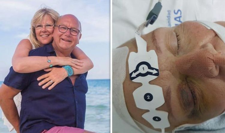 Newlywed suffers life-changing injuries in freak fall on TUI holiday in Tenerife