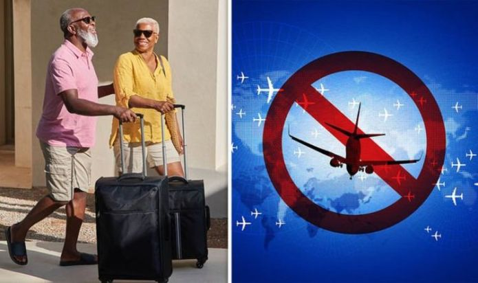 Holidays illegal: How long are holidays banned for? How much could you be fined?