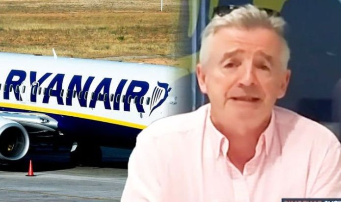 Ryanair's Michael O'Leary says summer holidays WILL go ahead - but no distancing on planes