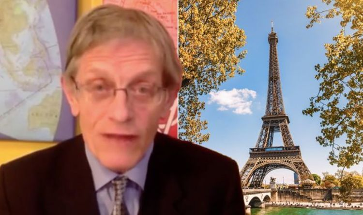 Simon Calder: Britons will holiday in France despite lockdown - 'absolutely confident'