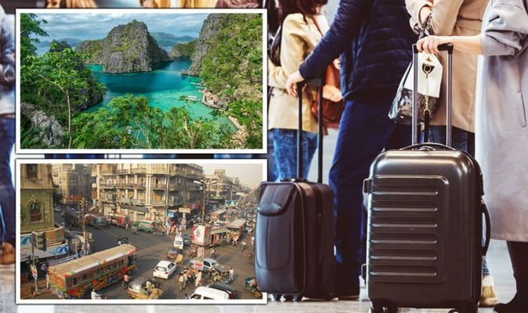Four more countries added to UK's red list - travel ban list in full