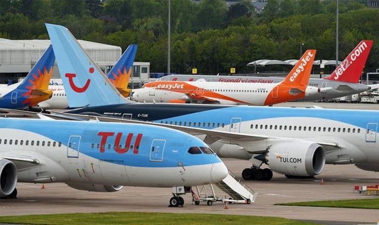 Flights: TUI, BA, easyJet, Jet2 & Ryanair latest updates ahead of PM travel announcement