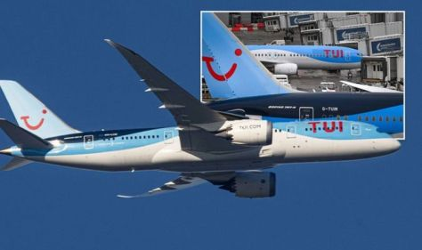 TUI flight involved in 'serious incident' after passenger weights miscalculated