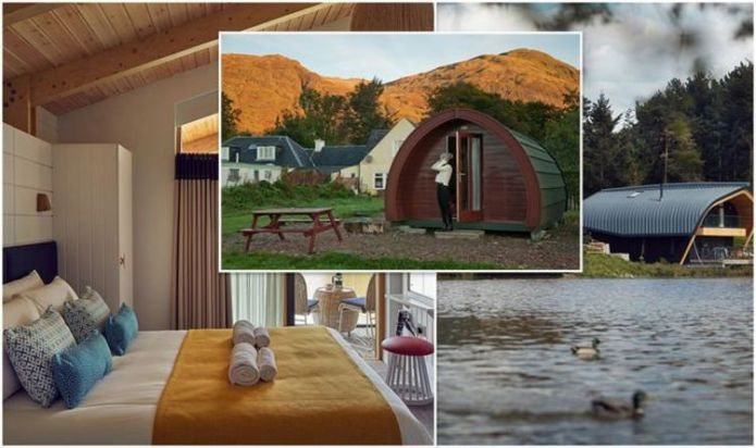 Camping and caravan: List of holiday parks which have reopened for April & what to expect