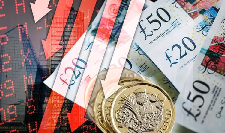 Pound to euro exchange rate: Sterling 'lost ground' yesterday after 'best day in month'