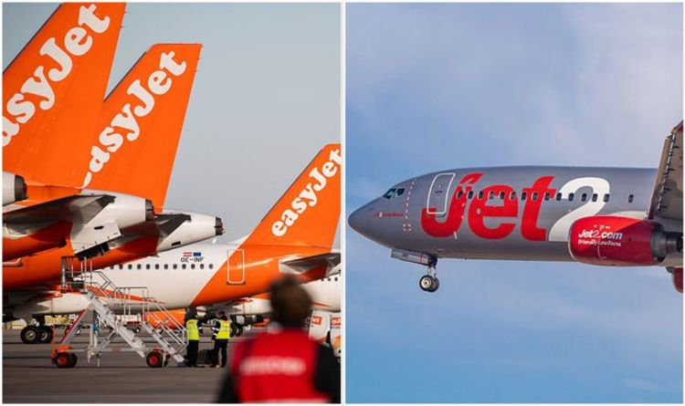 Flights: Jet2, TUI, easyJet, Ryanair & British Airways updates as May 17 approaches