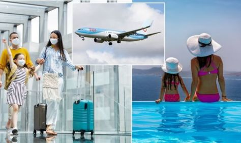 TUI to fly Britons to 19 holiday hotspots from May 17 - full list of destinations