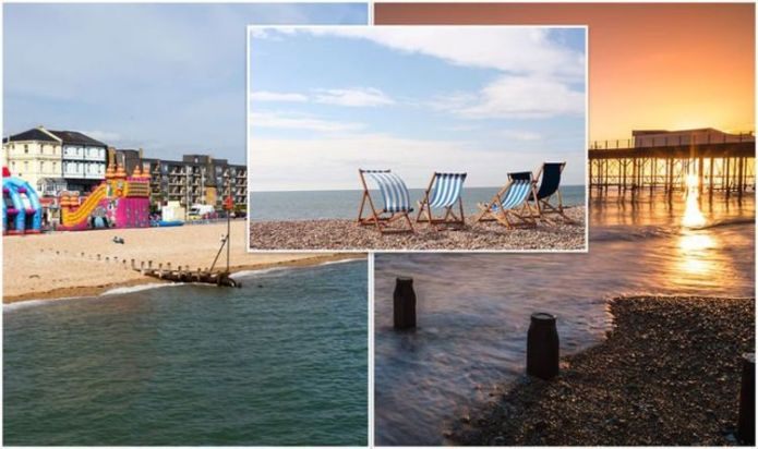 UK holidays: Bognor Regis crowned as country's 'sunniest' staycation spot - top 10 list