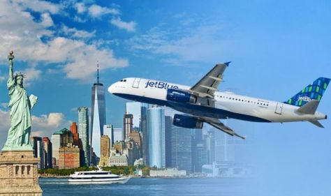 US holidays: JetBlue launches low-cost UK to New York flights to rival BA and Virgin