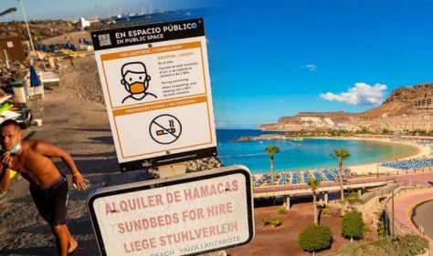 Spain: Canary Islands 'should have a different treatment' - green list decision slammed