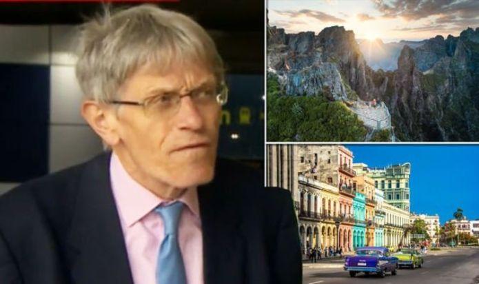 Simon Calder's 'holiday quarantine bingo': Countries set to be summer holiday spots 2021