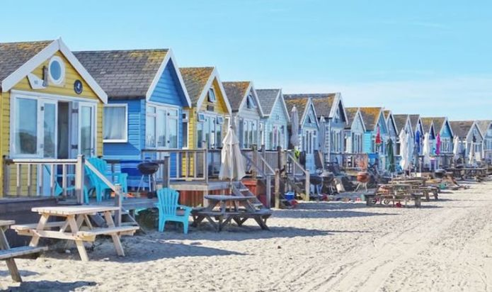 UK holidays: Mablethorpe named the cheapest spot for a beach hut break