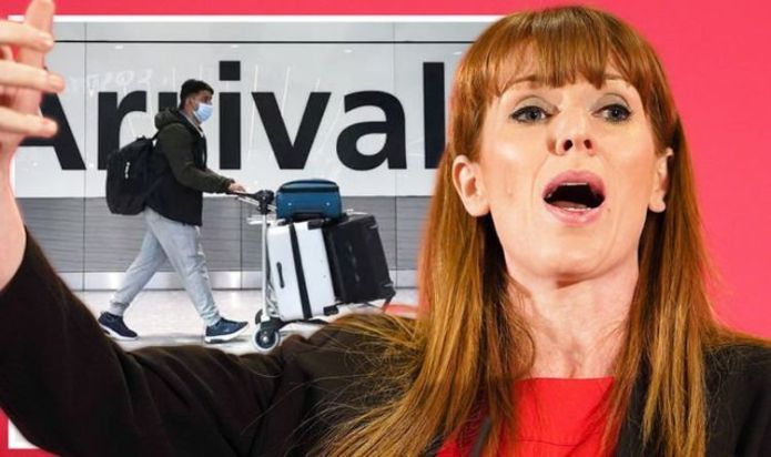 Can YOU break quarantine? Angela Rayner rages Boris is 'taking the pi**' with new rules