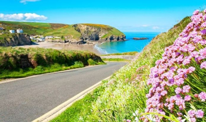 The best road trip destination in Europe can be found in the UK