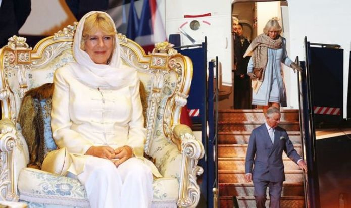 Duchess of Cornwall once had 'forgotten' shoes flown 3,000 miles on royal trip