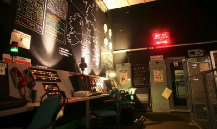 Where to find this incredible Cold War nuclear bunker hiding in the British countryside