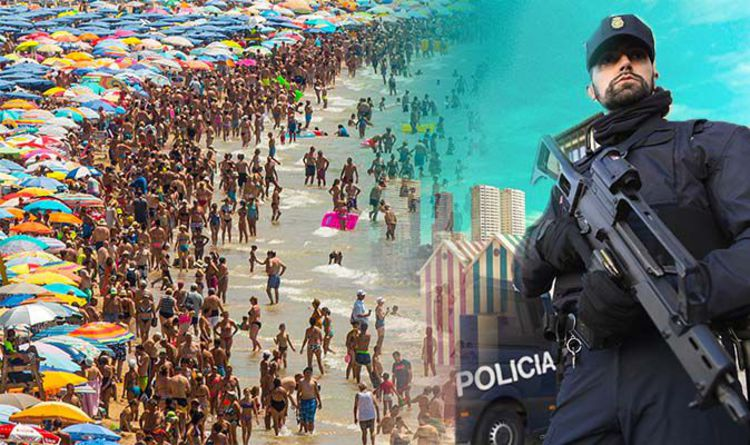 Benidorm Holidays How SAFE Is The Spanish Beachside