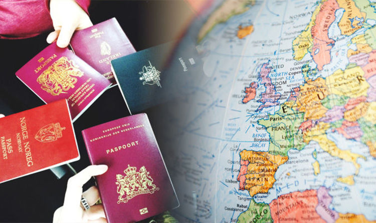 Least powerful passport in the world revealed to be Afghanistan  Travel News  Travel  Express