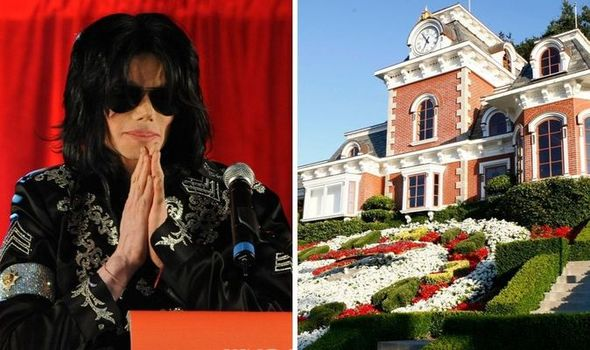 What happened to Neverland after Michael Jackson's death?