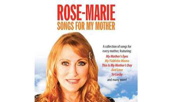 CD Review RoseMarie  Songs For My Mother  Music  Entertainment  Expresscouk