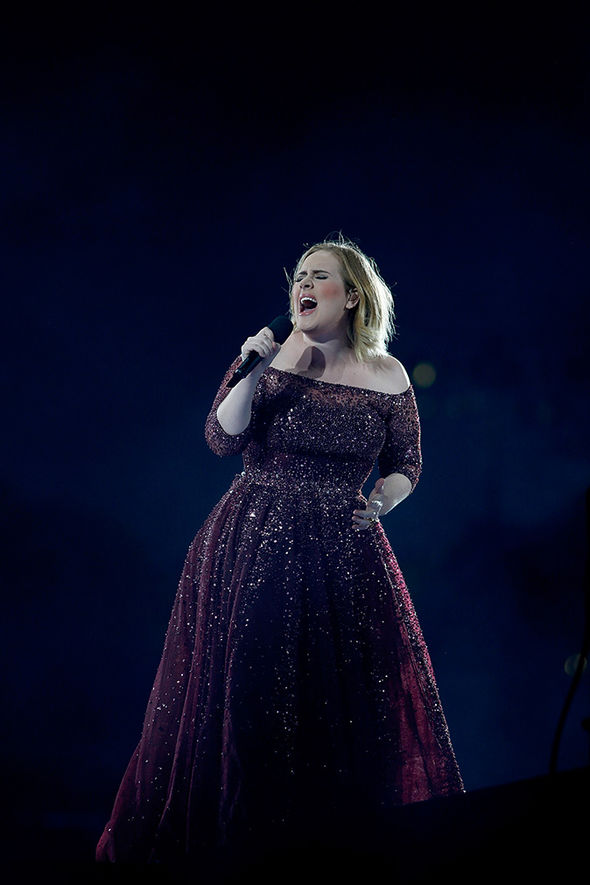 Did Adele Retire : adele, retire, Adele, RETIRE?, Singer, Admits, Don't, Again', Music, Entertainment, Express.co.uk