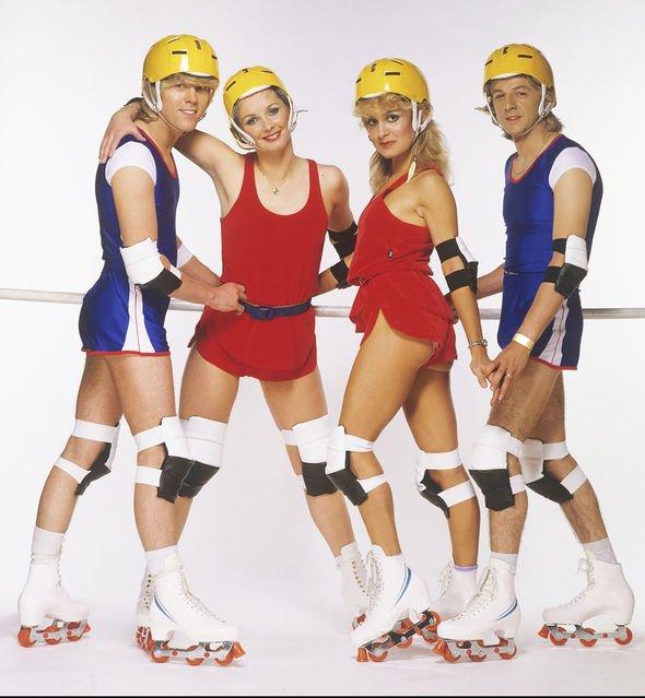 Bucks Fizz Eurovision 40th Anniversary