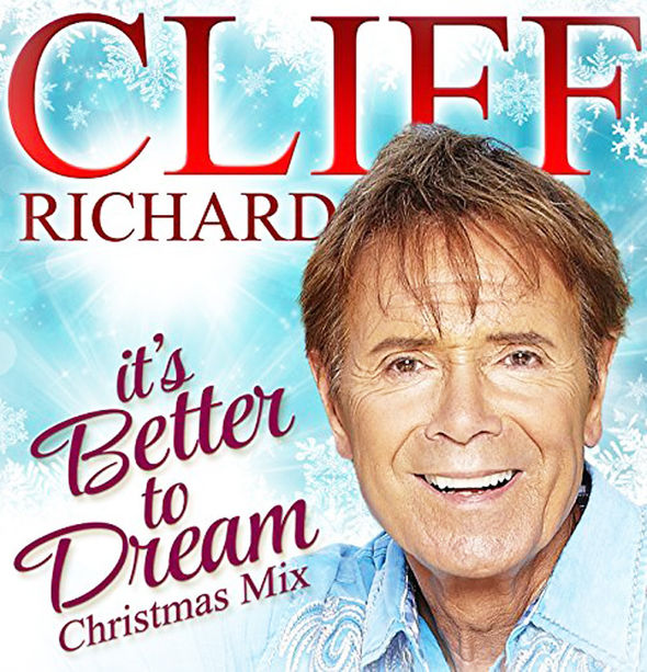 Cliff Richard NEW Christmas Single Fans Confused On How