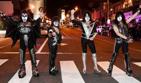 Kiss: This time it really is the end of the road