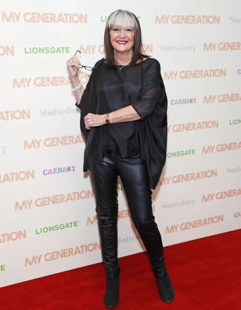 Sandie Shaw in 2018
