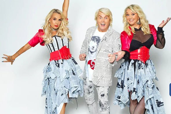 The Fizz: Cheryl, Jay and Mike