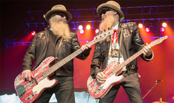 zz top review sharp