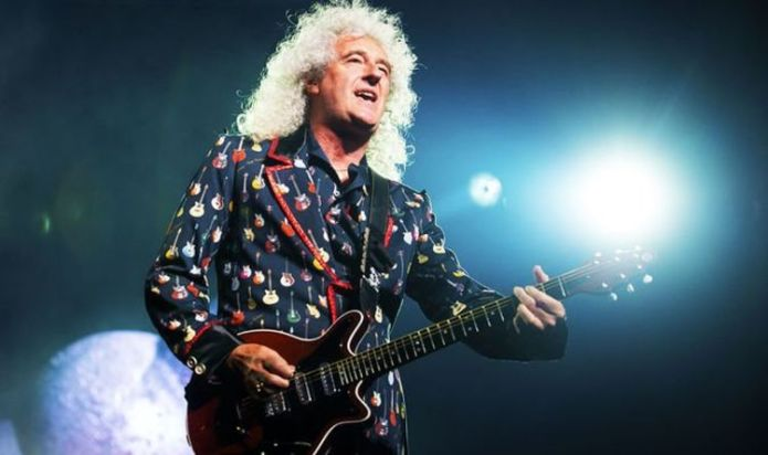 Brian May crowns the greatest guitar solo everand it's not his: 'I'll never get over it'