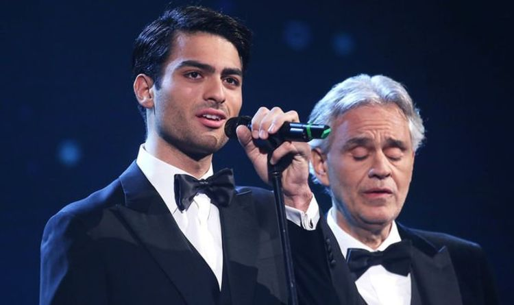 Andrea Bocelli son Matteo: Stunning first time he sang for special mentor 'He launched me'